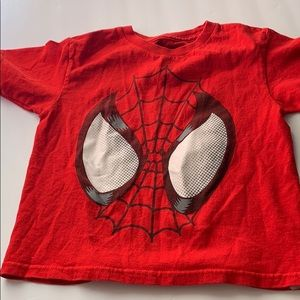 Boys Marvel Spider-Man Shirt